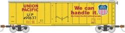 50' Plug-Door Boxcar UP