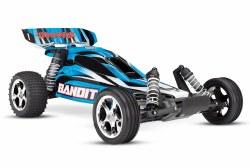 Bandit 2wd Brushed Blue
