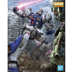 1/100 Gundam NT-1 {Ver 2} MG Model Kit