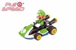 Mario Kart 8- Luigi Pullback