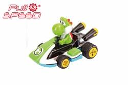 Mario Kart 8- Yoshi Pullback