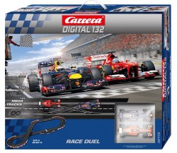 Digital 132: Race Duel Slotcar Set