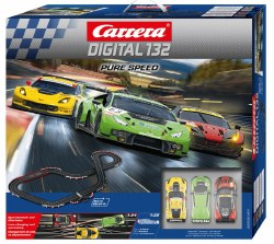 Digital 132: Pure Speed Slotcar Set