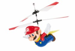 2.4 GHz Super Mario Flying Cape Mario Helicopter