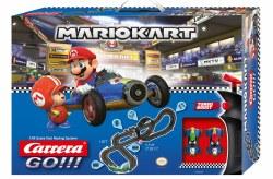 GO! Nintendo Mario Kart Mach 8 Slotcar set