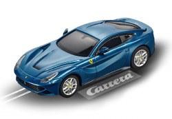 GO!: Ferrari F12 Berlinetta Abu Dhabi Blue Car