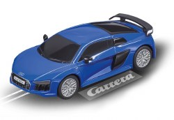 GO!: Audi R8 V10 Plus Blue Car