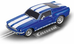 GO! Ford Mustang '67- Blue