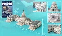 US Capitol Building Foam 132pc