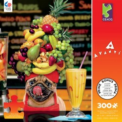 Avanti: Fruity Pug 300pc