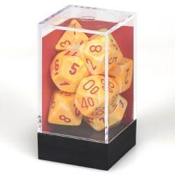 7-set Cube Festive Sunburt with Red