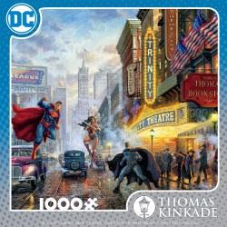 Kinkade: DC: The Trinity 1000pc