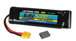 NiMH 8.4V (7-cell) 5000mAh Flat Pack with Traxxas connector