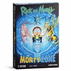 The Morty Zone Dice Game