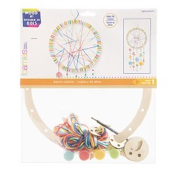 Dreamcatcher Kit: 40 Pieces