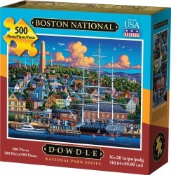 Boston 500pc