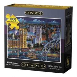 London 1000pc