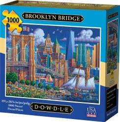 Brooklyn Bridge 1000pc