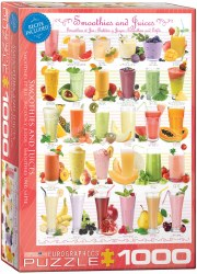 Smoothies and Juices - 1000 pcs