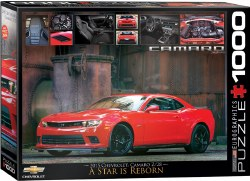 2015 Chevrolet Camaro Z/28 - A Star is Reborn - 1000pc