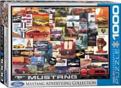 Ford Mustang Advertising