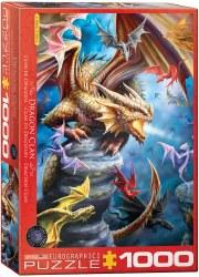 Dragon Clan by Ann Stokes - 1000 pcs
