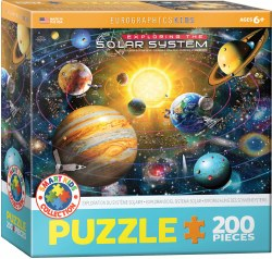 Exploring the Solar System - 200pc