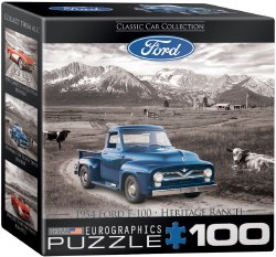 Ford F-100 Pic-Up - 100pc