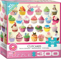 Cupcakes 300pc