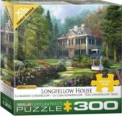 Longfellow House - 300 pcs