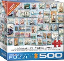 Sailing Ships - 500 pcs