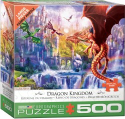 Dragon Kingdom - 500 pcs