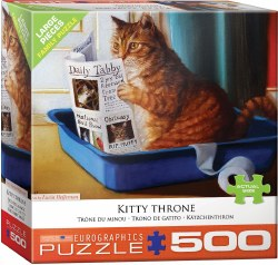 Kitty Throne - 500 pcs