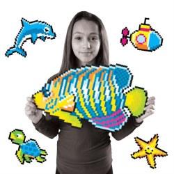Jixelz: Under the Sea