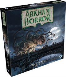 Arkham Horror: 3rd Edition Dead of Night Expansion