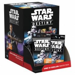 Star Wars: Destiny: Spirit of the Rebellion Box
