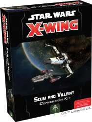 X-Wing 2: Scum Conversion kit