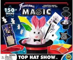 150 trick Top Hat Show