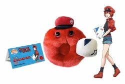 Cells at Work Red Blood Cell