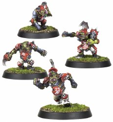 Blood Bowl: Goblin Team Booster