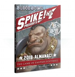 Blood Bowl: The 2018 Almanac