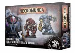 "Necromunda: Luther Pattern Excavation Automata ""Ambot"""