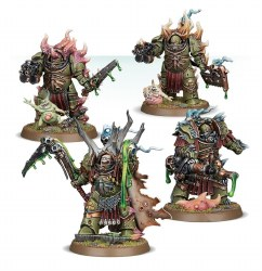 Lord Felthius & Tainted Cohort