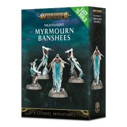 Age of Sigmar Myrmourn Banshees