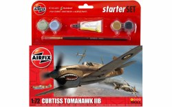 1/72 Curtiss Tomahawk IIB Starter Set