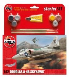 1/72 Douglas A4-B Skyhawk Starter Set