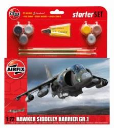 1/72 Hawker Harrier GR.1 Starter Set