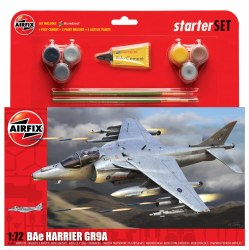 1/72 BAe Harrier GR9A Starter Set