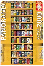 2000 Panorama Soft Cans