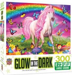 Glow in The Dark: Rainbow World  300pc